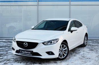 Mazda 6 Седан 2.0 л (150 л. с.)