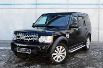 Land Rover Discovery 2.9 л (245 л. с.)