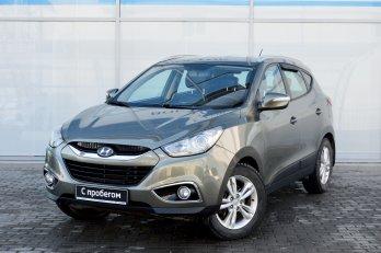 Hyundai ix35 2.0 л (136 л. с.)