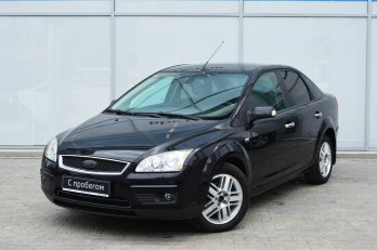 Ford Focus Sedan 1.6 л (101 л. с.)