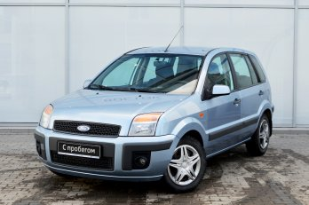 Ford Fusion 1.4 л (81 л. с.)