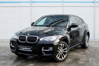 BMW X6 3.0 л (306 л. с.)