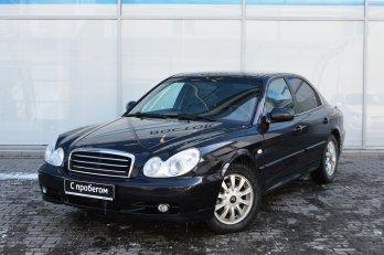 Hyundai Sonata 2.0 л (137 л. с.)