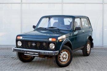 ВАЗ (Lada) 21214 3 дв 1.7 л (81 л. с.)