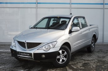 SsangYong Actyon Sports 2.0 л (141 л. с.)