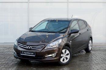 Hyundai Solaris Hatchback 1.6 л (123 л. с.)