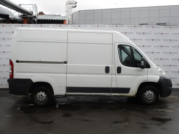 Peugeot Boxer 2.2 л (120 л. с.)