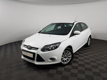 Ford Focus Sedan 1.6 л (125 л. с.)