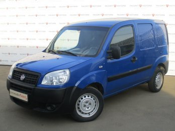 FIAT Doblo Cargo 1.4 л (78 л. с.)