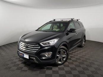 Hyundai Santa Fe Grand 2.2 л (197 л. с.)