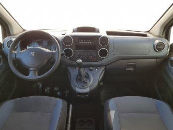 Peugeot Partner Tepee 1.6 л (120 л. с.)