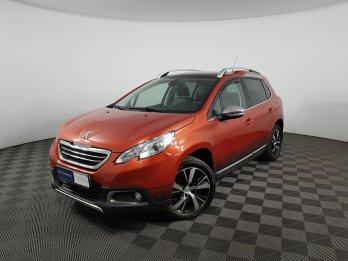 Peugeot 2008 1.6 л (115 л. с.)