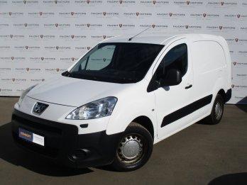 Peugeot Partner VU 1.6 л (109 л. с.)