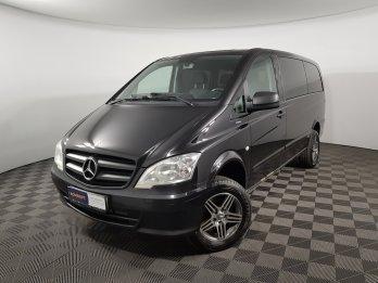 Mercedes-Benz V 2.1 л (136 л. с.)