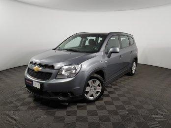 Chevrolet Orlando 1.8 л (140 л. с.)