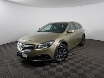 Opel Insignia Country Tourer 1.6 л (163 л. с.)