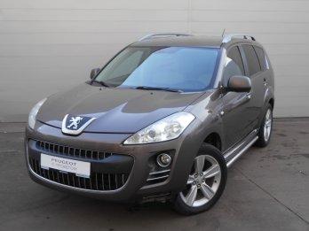 Peugeot 4007 2.4 л (170 л. с.)