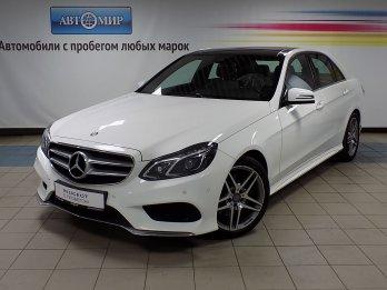 Mercedes-Benz E Седан 2.0 л (184 л. с.)