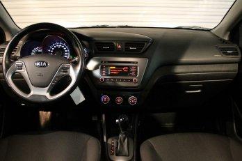 KIA Rio Hatchback 1.6 л (123 л. с.)