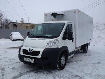 Peugeot Boxer 1.6 л (131 л. с.)