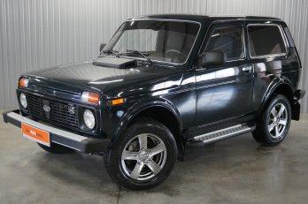 ВАЗ (Lada) 21214 3 дв 1.7 л (83 л. с.)