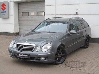 Mercedes-Benz E Седан 2.1 л (170 л. с.)