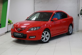 Mazda 3 Седан 2.0 л (150 л. с.)