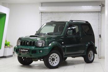 Suzuki Jimny 1.3 л (85 л. с.)