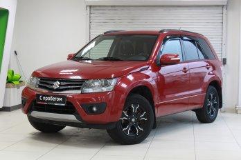 Suzuki Grand Vitara 2.0 л (140 л. с.)