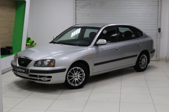 Hyundai Elantra 1.6 л (105 л. с.)