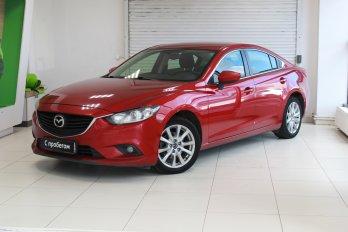 Mazda 6 Седан 2.0 л (145 л. с.)