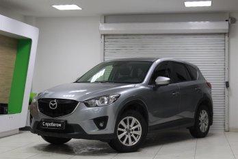 Mazda CX-5 2.0 л (150 л. с.)