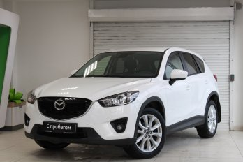 Mazda CX-5 2.5 л (187 л. с.)