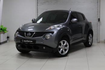 Nissan Juke  1.6 л (117 л. с.)