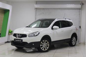 Nissan Qashqai+2 2.0 л (141 л. с.)