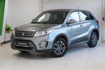 Suzuki Vitara 1.6 л (117 л. с.)