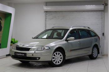 Renault Laguna 2.0 л (135 л. с.)