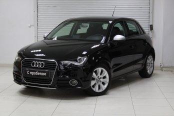 Audi A1 1.4 л (122 л. с.)