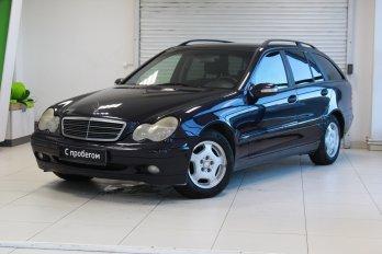 Mercedes-Benz C Универсал 1.8 л (163 л. с.)