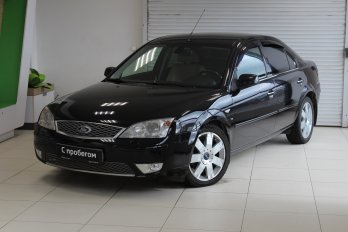 Ford Mondeo 2.5 л (170 л. с.)