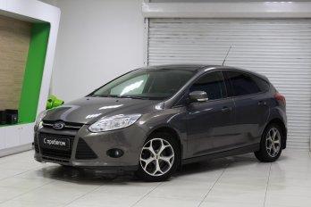 Ford Focus Hatchback 1.6 л (125 л. с.)
