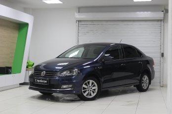 Volkswagen Polo 1.4 л (125 л. с.)