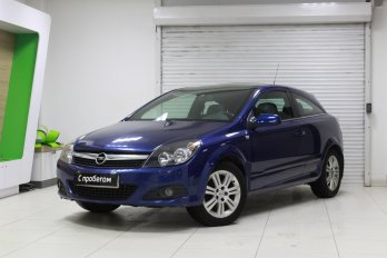 Opel Astra 1.6 л (115 л. с.)