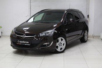 Opel Astra Универсал 1.6 л (116 л. с.)