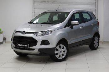 Ford EcoSport 1.6 л (122 л. с.)