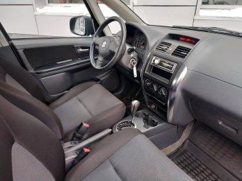 Suzuki SX4 1.6 л (107 л. с.)