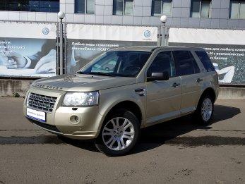 Land Rover Freelander 2.2 л (160 л. с.)
