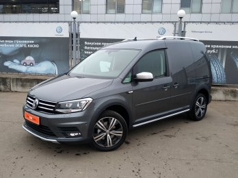 Volkswagen Caddy Kasten 2.0 л (140 л. с.)