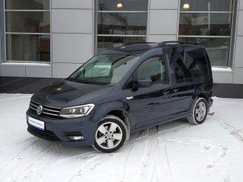 Volkswagen Caddy 1.6 л (102 л. с.)