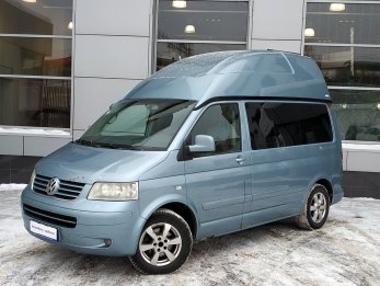 Volkswagen Multivan 2.5 л (174 л. с.)